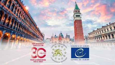 Venice Commission 30th anniversary