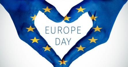 Marking of Europe Day with a message of peace and unity