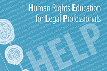 Human Rights Education for Legal Professionals – HELP