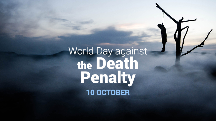 World Day against the Death Penalty, 10 October 2020: Joint Declaration by EU High Representative and Council of Europe Secretary General