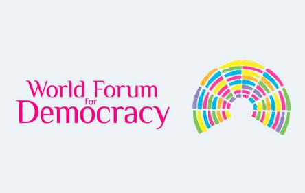 World Forum for democracy 2020: Call for initiatives