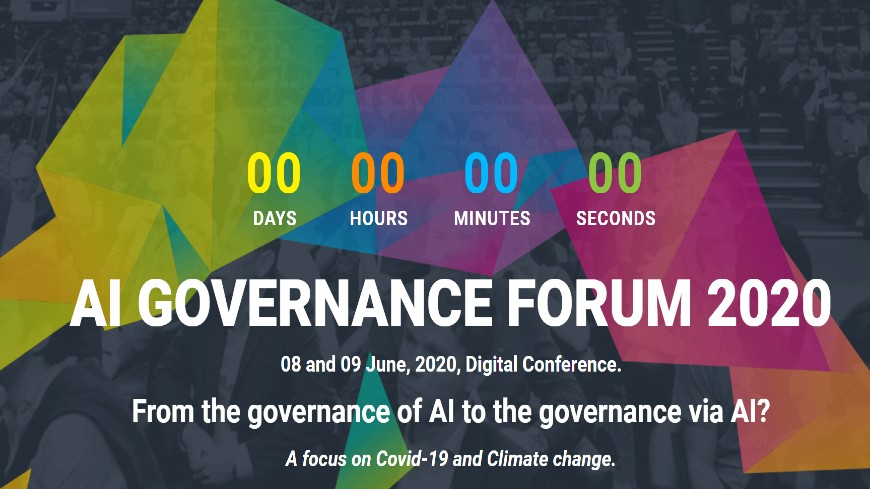 Council of Europe participating in the panel on Contact Tracing, Privacy and Data Governance of the AI Governance Forum 2020