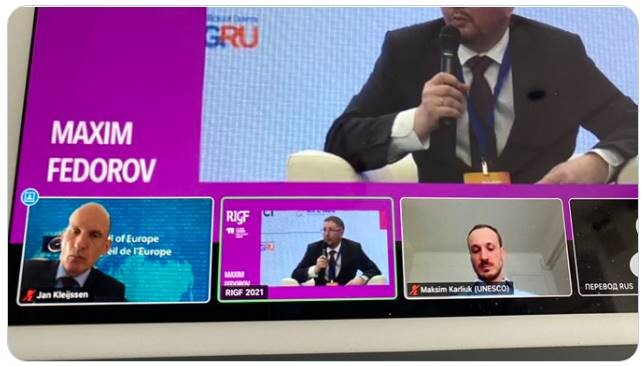 11th Russian Internet Governance Forum (RIGF)
