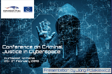 Conference on Criminal Justice in Cyberspace