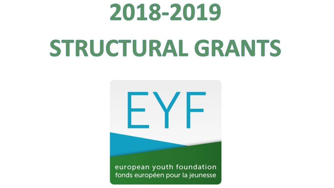 Structural grant application forms