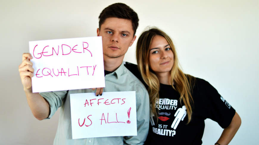 Gender equality affects us all