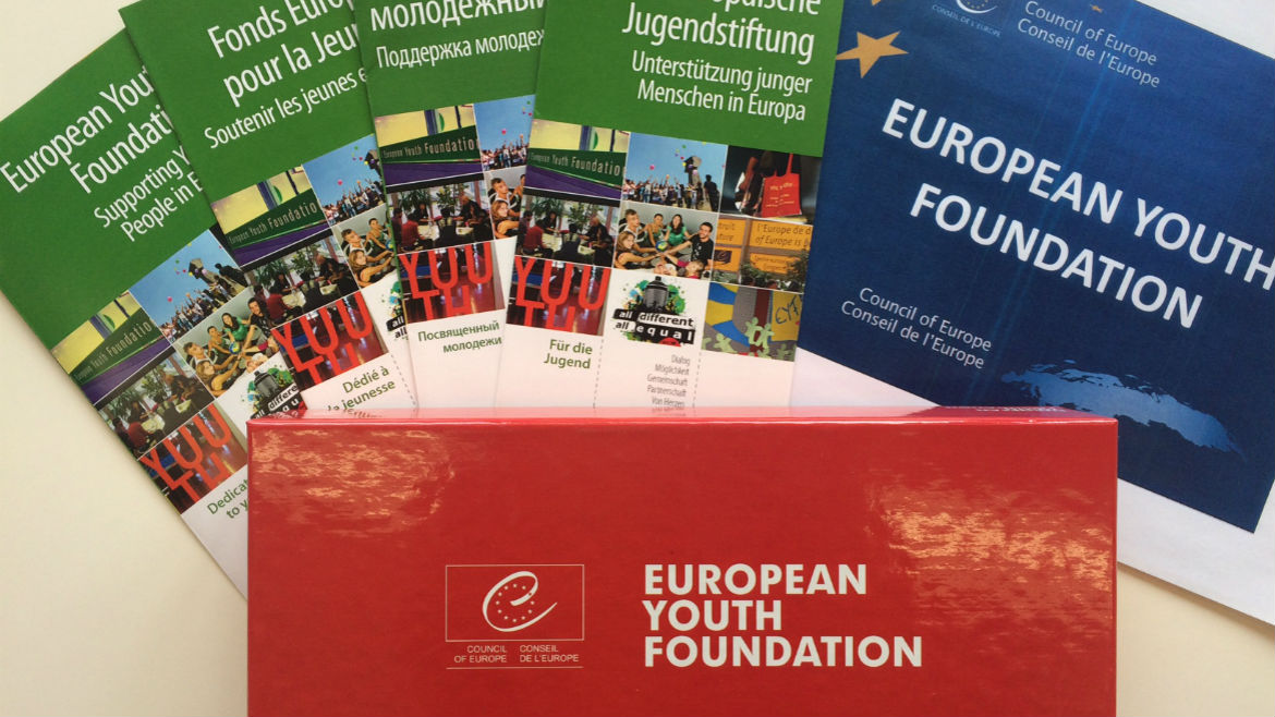 EYF leaflet now in Bulgarian