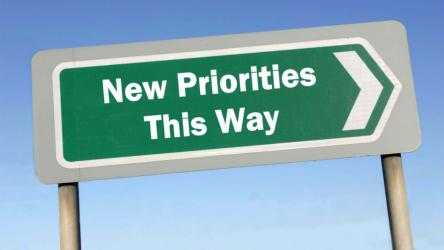 Priorities for EYF pilot activities in 2017