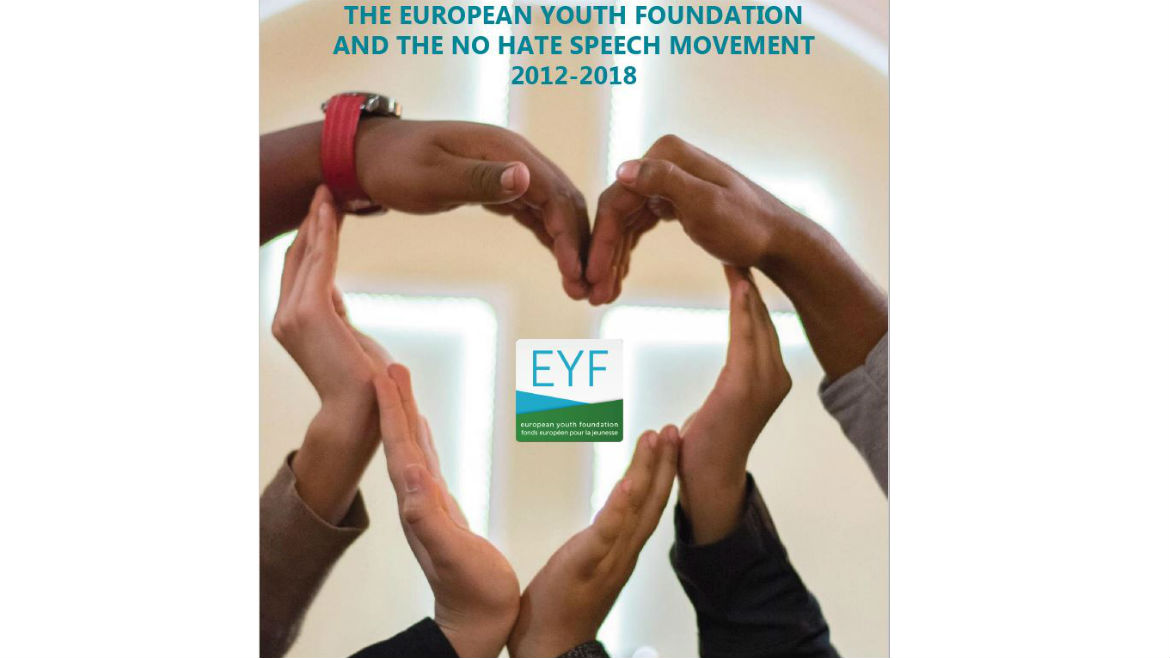 The EYF and the No Hate Speech Movement (NHSM)