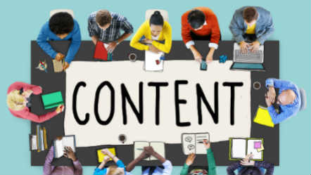 Image result for content team""