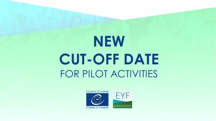 Postponement cut-off date for Pilot Activities: from 14 December 2020 to 11 January 2021