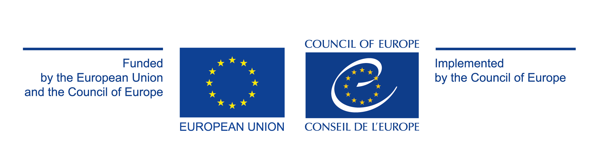 EU and CoE joint logo