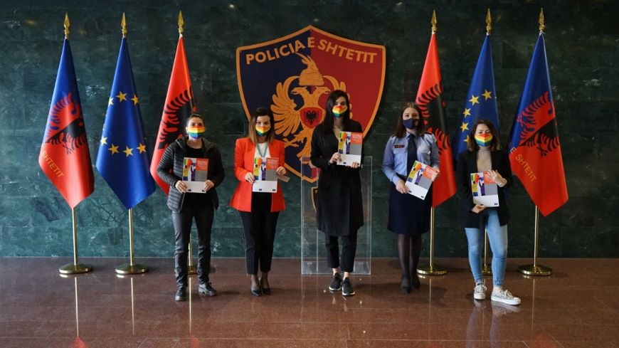 Manual on Policing Hate Crime against LGBTI persons in Albania