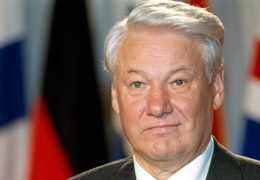Boris Yeltsin [1931 - 2007]