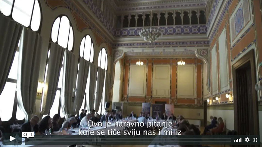 New film on launch of national minorities action in Bosnia and Herzegovina