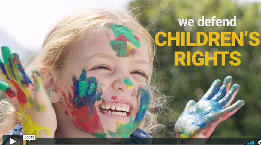 Imagine a world without children's rights…
