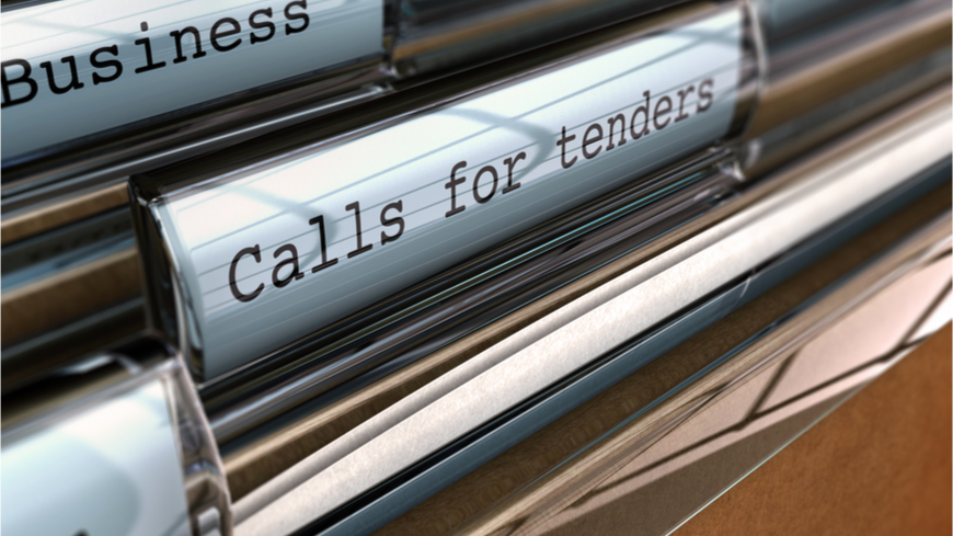 Call for tenders