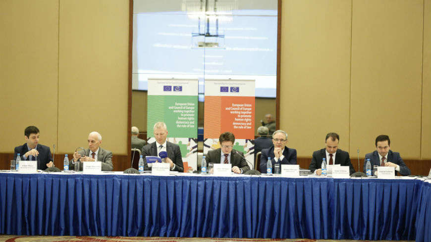 A conference on media education in Azerbaijani universities