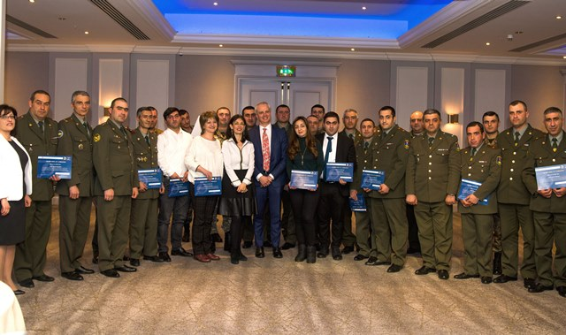 Conference Human Rights and the Army Organised in Yerevan