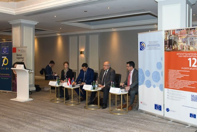 "Project Launch ""Democratic Development, Decentralisation and Good Governance in Armenia"""