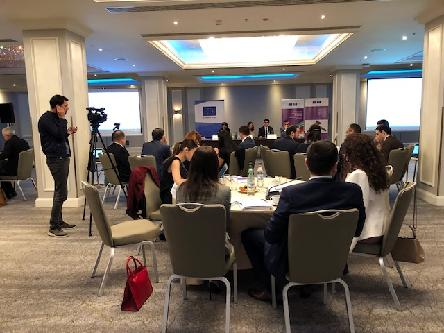 Armenian legal community discussed the draft Strategy on Legal and Judicial Reform of the Republic of Armenia for 2019-2023