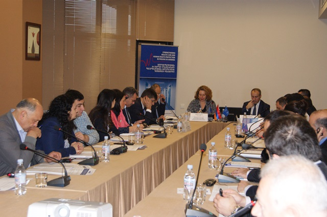 Discussion of Needs Assessment Report on Health Care in Prisons in Armenia
