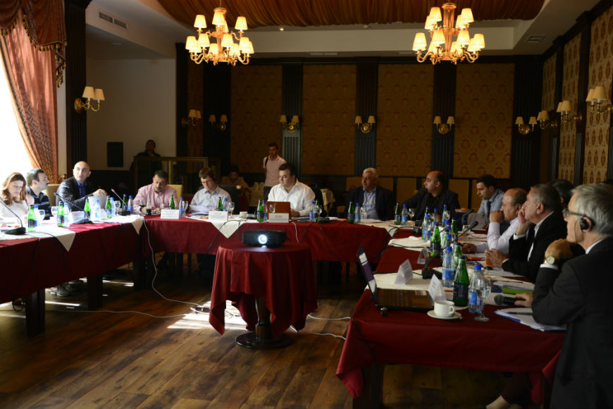 Communities Association of Armenia revises its Charter