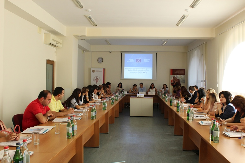 Second Online Course on Combating Violence against Women and Domestic Violence Launched in Armenia