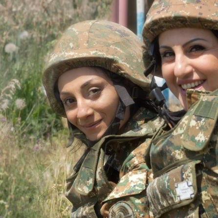 Human rights and women in the Armed Forces in Armenia