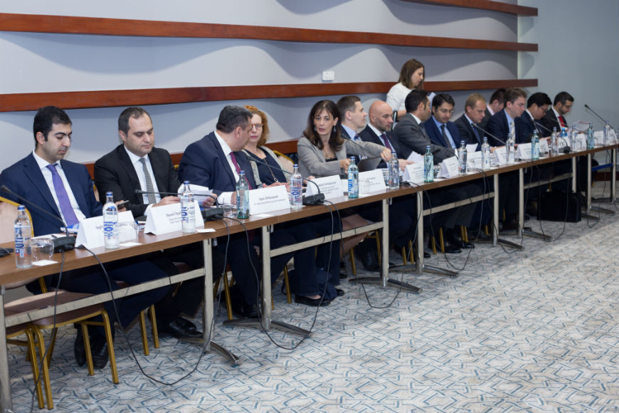 Armenia Hosted First Ever Arbitration Days