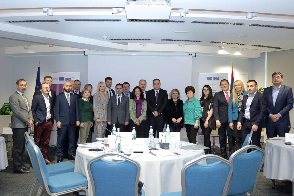 Conference on current challenges of procedural and institutional setup of the functioning of lawyers in Armenia, Georgia, the Republic of Belarus, the Republic of Moldova, and Ukraine