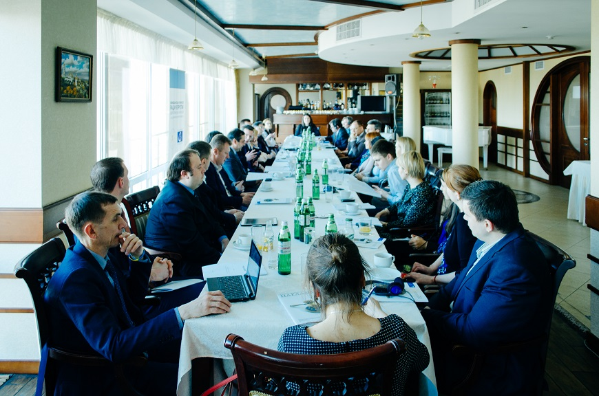 "The presentation of the research ""The Venice Commission and Ukraine: Ukrainian Way to Democracy through Law"" was held on March 28, 2017 in Kiev"