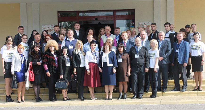 "Round table ""Human rights of IDPs in Luhansk region: dialog in sake of protection"" was held in Severodonetsk"
