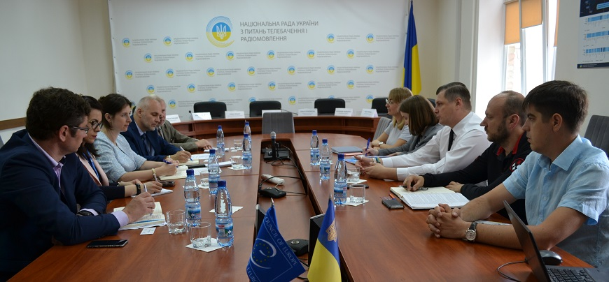 Council of Europe to support monitoring of media coverage of next Presidential and Parliamentary elections in Ukraine