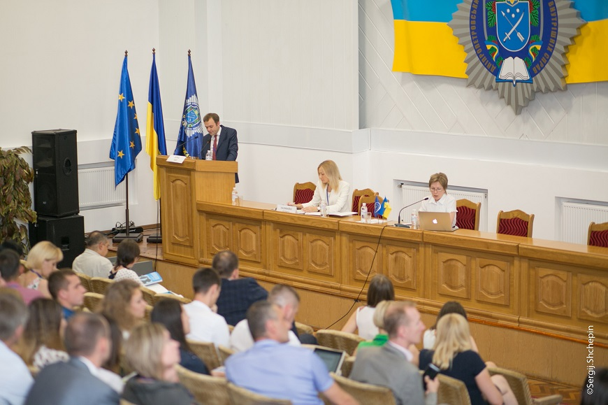Fifth Regional Seminar on Safety of Journalists Takes Place in Dnipro