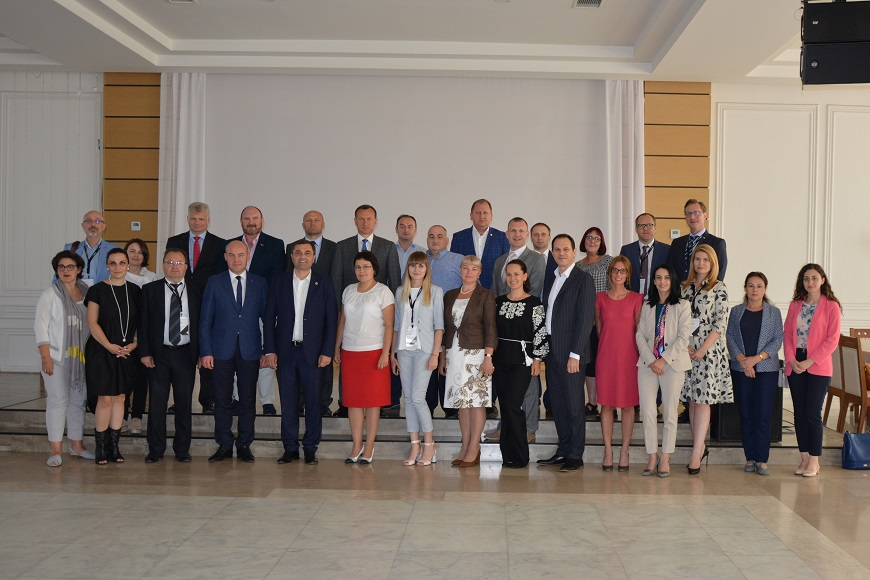 Georgian and Ukrainian mayors take action for open governance at local level