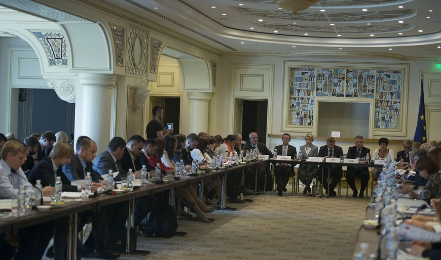 "SASG participated at the round table ""National Strategy for Human Rights and the National Action Plan for Ukraine"""