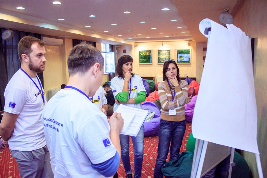 #Guardians of Standards – training sessions for journalists held in Odesa and Dnipro