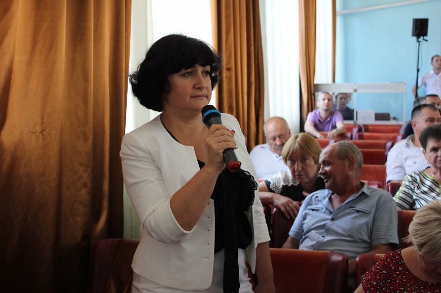 Supporting municipal consolidation in Ukraine: discussions in Odesa region