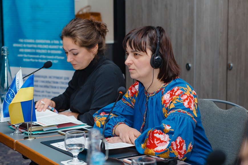 "Launching Steering Committee Meeting of the Project ""The Istanbul Convention: a tool to advance in fighting violence against woman and domestic violence in Ukraine"" held in Kyiv"