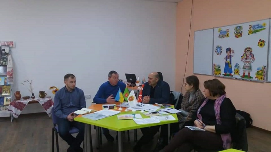 Joint monitoring visits of the Office of the Council of Europe and Ombudsman office are ongoing. On March 12-13, a visit to the Odessa region was held.