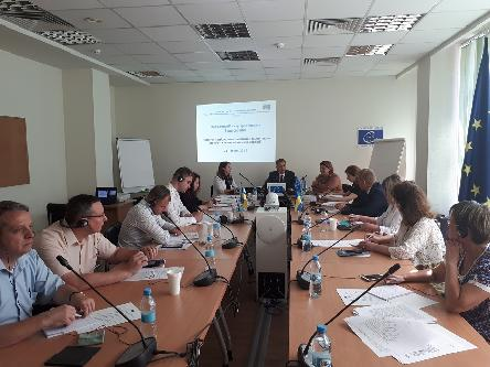 Third meeting of the Coordination Group