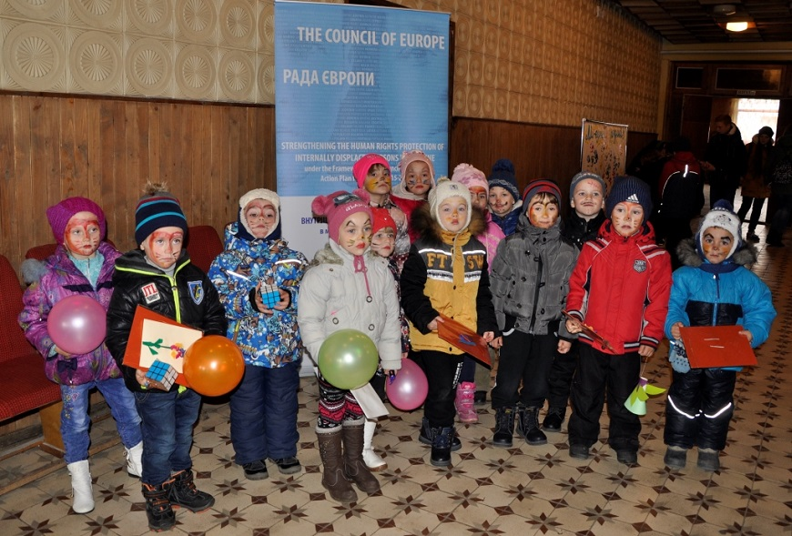 "Integrative activity ""We are one family"" took place in Luhansk region"