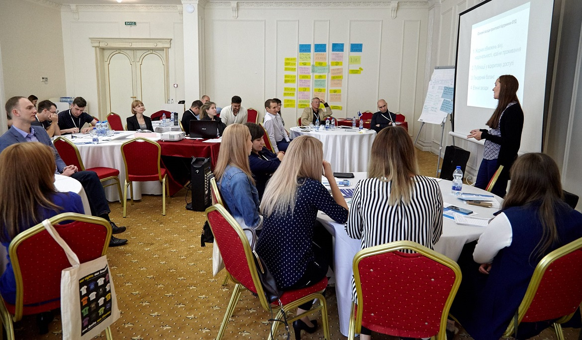 "Workshop ""Weekend of Opportunities"" held for the teachers of displaced universities"