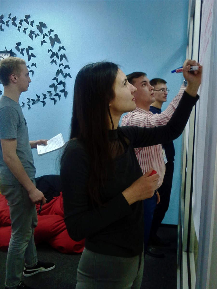 "Training ""IDPs youth – ways to solve social and economic problems"" was organised in Dnipro, Dnipropetrovsk region"