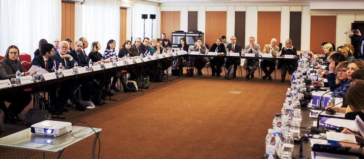 "Final Steering Committee Meeting of the Project ""Strengthening the Human Rights Protection of IDPs in Ukraine"""