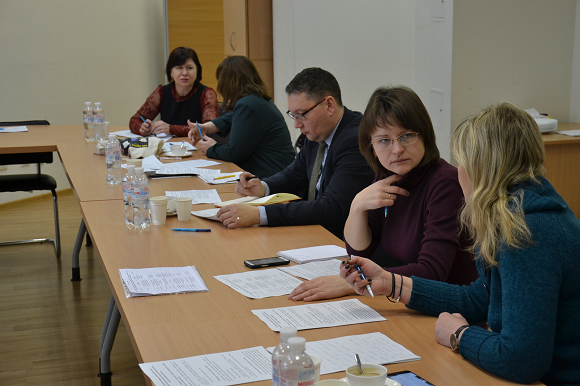 Working Sub-group meeting on improving national legislation on the protection of the human rights of IDPS in the area of confirmation of civil status and agreements, and recognition of relevant legal facts