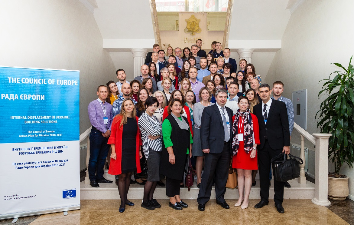 Workshop «Human Rights Protection of IDPs: Council of Europe Standards and National Challenges» took place in Odessa