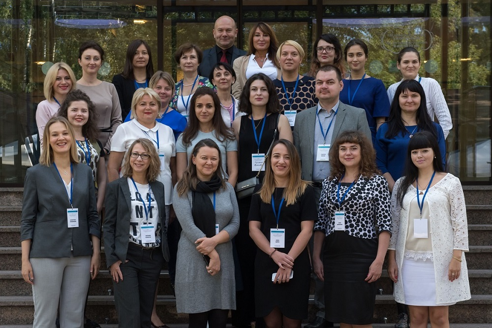 Training of Trainers on Child-Friendly Justice and Violence against Women organised in Ukraine