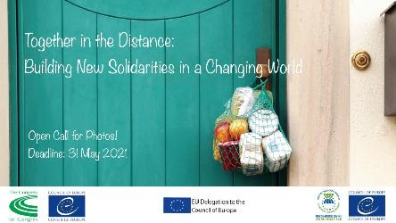 Open Call for Photos! Together in the Distance: Building New Solidarities in a Changing World